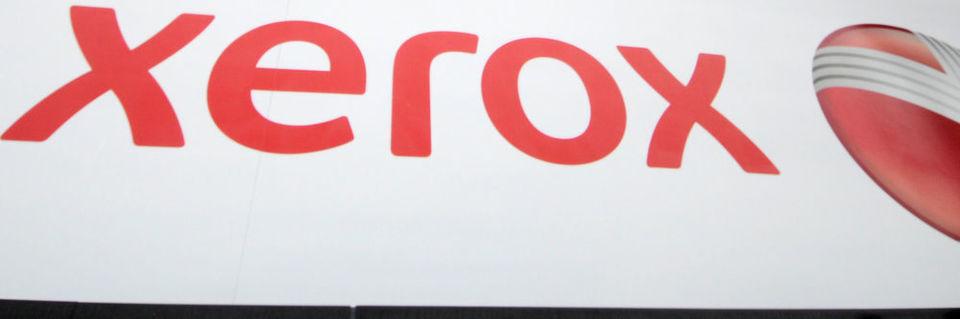 Laut dem Wall Street Journal plant Xerox eine Abspaltung der erst 2010 übernommenen Service-Sparte in eine eigene Firma.