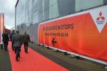 Mehrere hundert Händler kamen am Donnerstag und Freitag zu der Tagung nach Düsseldorf.