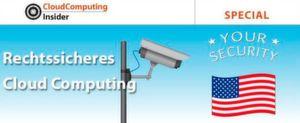 """Stets auf dem aktuellen Stand mit unserem Special """"Rechtssicheres Cloud Computing"""""""