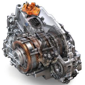 Antriebstechnik: Hybrid von Anfang an