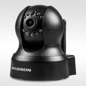 Praktisch jeder Webuser kann den Videostream der Maginon-Cams mit ansehen. Abhilfe schafft erst ein manuelles Firmware-Update