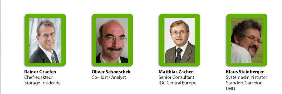 """Insider-Talk mit zwei Storage-Experten über das Thema: """"Wie SDS die Speicherindustrie verändert"""""""