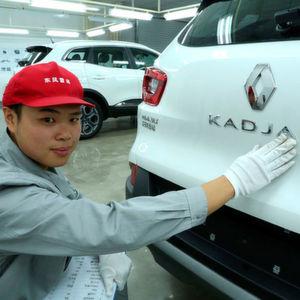 Das Joint Venture Dongfeng Renault Automotive Company (DRAC) eröffnet nach zwei Jahren Bauzeit seine erste Fertigungsstätte in China.