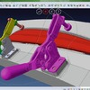Optimised CAD, CAM and mould updates for software