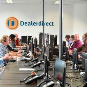 Die Car-Broker von Dealerdirect haben alle Hände voll zu tun, um die Anfragen über Ichwillmeinautoloswerden.de zu bearbeiten.