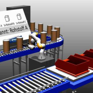 Robotertechnologie ermöglicht präzise Wiege-, Misch- und Dosierergebnisse