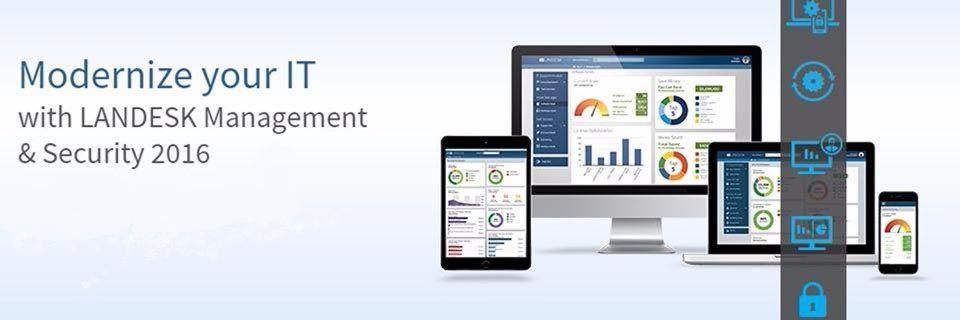 Landesks IT-Management-Lösungen bieten erweiterte Workspaces, ermöglichen automatisierte Rollout-Projekte und sichern Mobilgeräte.