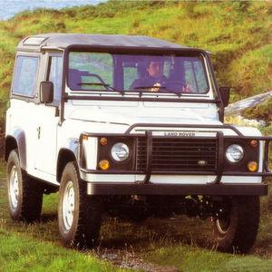 Land Rover Defender: Niemals geht er so ganz