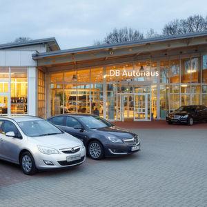 Die großen Autohändler: DB Rent