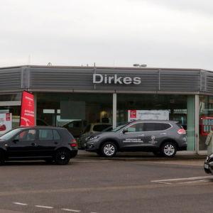 Die großen Autohändler: Dirkes-Gruppe