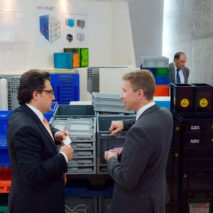 Zur WIN EURASIA Automation vom 17. bis zum 20. März 2016 werden über 1500 Aussteller auf rund 30.000 m² Fläche erwartet.