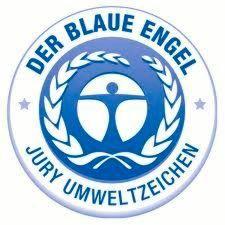 """Der """"Blaue Engel"""" kennzeichnet besonders umweltfreundliche Produkte."""
