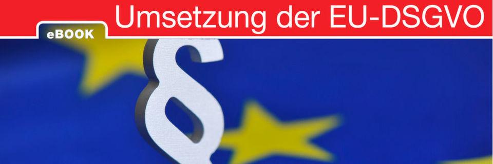 Wer für IT-Sicherheit und Compliance verantwortlich ist, muss auch die EU-Datenschutz-Grundverordnung berücksichtigen.