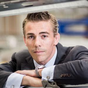 Basjan Berkhout, Produkt Marketing Manager Automotive, Body-in-White, bei Tata Steel, referiert auf dem Leichtbaugipfel 2016 unter anderem über die CO2-Reduzierung durch fortschrittliche Leichtbaustähle.