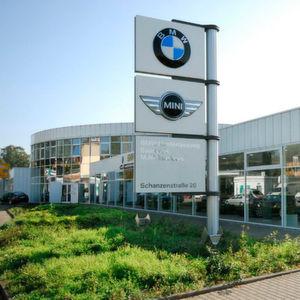 BMW-Niederlassungen Saarland legen zu