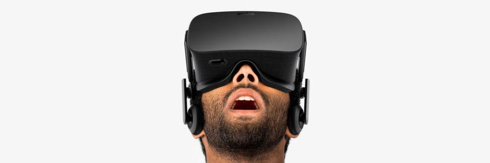 Nicht nur für Spiele geeignet: Die Oculus Rift zeigt im Smart Glasses Experience Workshop von Fraunhofer, was sie in der modernen Arbeitswelt leisten kann.