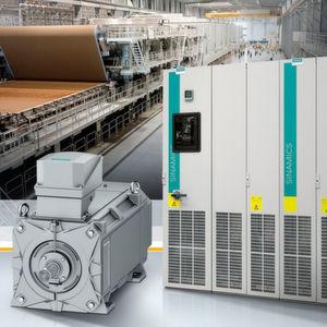 Als Siemens Solution Partner für Large Drives verfügt Unitechnik über ein umfassendes Know-how in der Antriebstechnik.