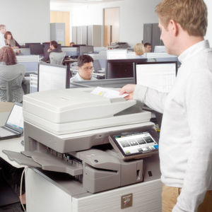A3-Multifunktionsdrucker von Sharp