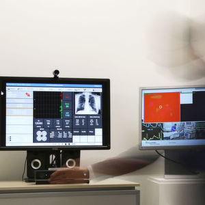 Intelligenter Monitor optimiert Krankenhaus-Abläufe