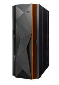IBM verpflanzt Rockhopper von z12auf z13.