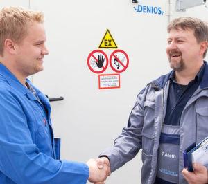 Service und Wartung direkt vom Hersteller