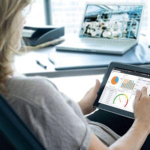Mit der Version Comos Mobile Solutions 2.0 haben alle Projektbeteiligten über webbasierte Services und mobile Endgeräte wie beispielsweise Tablets zu jeder Zeit und an jedem Ort einfach und schnell online Zugriff auf die für sie relevanten Anlageninformationen.