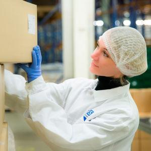 Der neue Pharmalogistikstandort ergänzt Leistungen des Logistiklagers Zettlitz bei Leipzig.