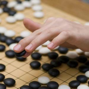 Go-Match: Mensch gegen Maschine