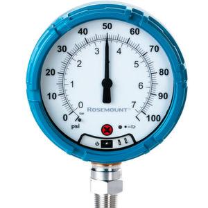Das Rosemount-Wireless-Manometer ermöglicht die Ferndatenerfassung von Prozessdaten.
