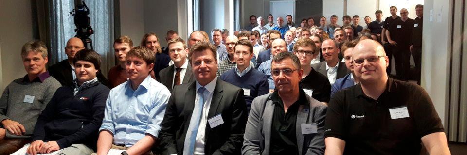 Beim Pentaho User Meeting 2016 lauschten rund 70 Teilnehmer den Vorträgen der Referenten.