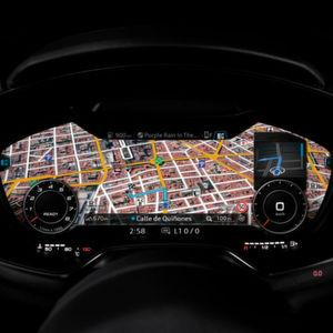 Künftig sollen sich Audifahrer Skins für ihr digitales Cockpit herunterladen können.