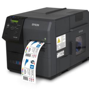 Der bei Prologis erhältliche Epson Colorworks C7500 soll durch den Druck von Etiketten mit hervorragendem Kontrast und eine hohe Lebensdauer überzeugen.