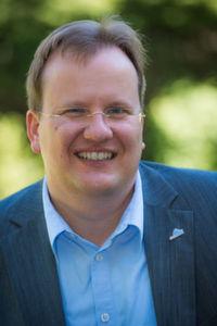 Holger Dyroff, Geschäftsführer von ownCloud.