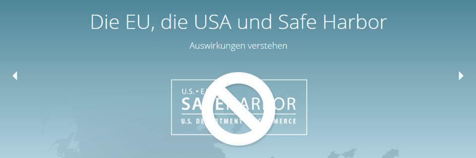 Die EU, die USA und Safe Harbor - Auswirkungen verstehen. Ein Kommentar von Holger Dyroff, Geschäftsführer bei ownCloud.