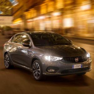 Fiat Tipo startet bei 13.990 Euro