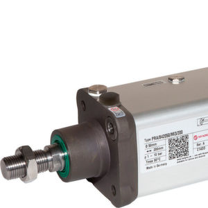 Neue Pneumatik-Zylinder nach ISO 15552