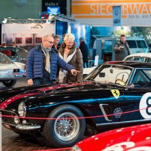 Die Bremen Classic Motorshow markiert alljährlich den Auftakt der Oldtimermessen in Deutschland.