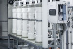 Die Reinstwasser-Membranentgasung zur Sauerstoff-Entfernung.
