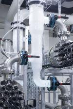 Die Reinstwasser-UV-Anlage zur TOC-Reduktion und Entkeimung.