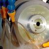 Abrasive Lösungen zum Trennen, Schleifen, Finishen und Abrichten