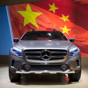 Daimler erwartet weiterhin gutes China-Geschäft
