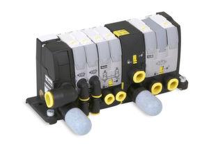 Parker bietet mit dem erweiterten Moduflex-Ventilsystem Lösungen für alle Anwendungen.