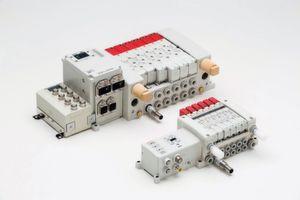 Elektromagnetventile der Serie VQC2000/4000 von SMC Pneumatik