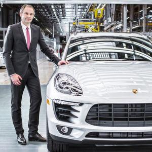 """Porsche-Chef Oliver Blume: Ein selbstfahrender Porsche """"ist so verlockend wie eine Rolex fürs Eierkochen""""."""