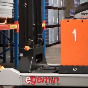 Die Kion Group übernimmt Retrotech. Der US-Systemintegrator für automatisierte Lager- und Distributionslösungen wird zukünftig Teil der Egemin Group.