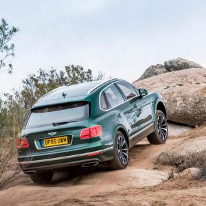 Gefahren: Bentley Bentayga – Adel auf Abwegen