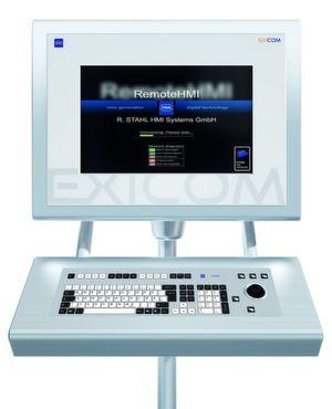 Die Ex-geschützten Thin Clients von R. Stahl sind optimal an Prozessleitsysteme wie Emerson Delta V angebunden, die in virtuellen Maschinen laufen.