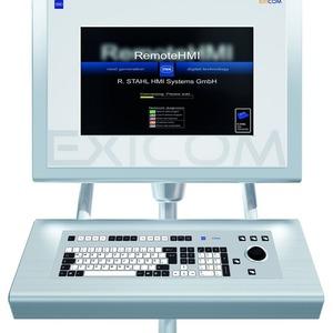 Ex-Terminals für Prozessleitsysteme
