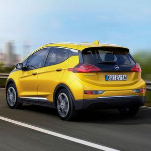 """Der Ampera-e soll eine größere Reichweite als die meisten anderen Elektroautos haben und laut Hersteller """"zu einem erschwinglichen Preis"""" angeboten werden."""