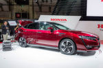 Europapremiere feiert zudem das Brennstoffzellenfahrzeug Clarity.